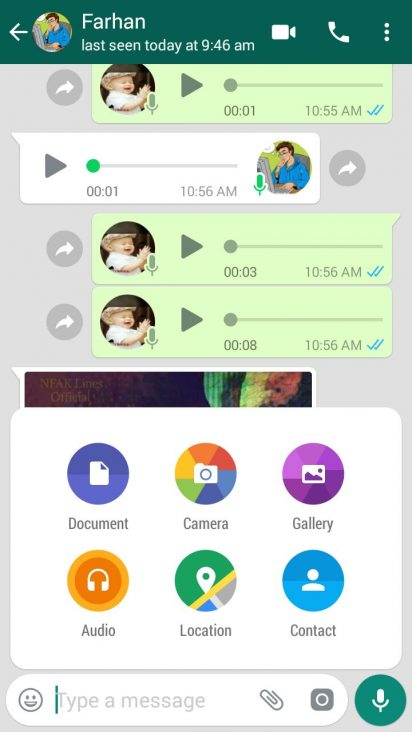 WhatsApp Messenger 2 19 220 APK for Android - Download - AndroidAPKsFree