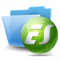 ES File Explorer (for Cupcake 1.5) icon