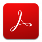 Adobe Acrobat Reader APK icon