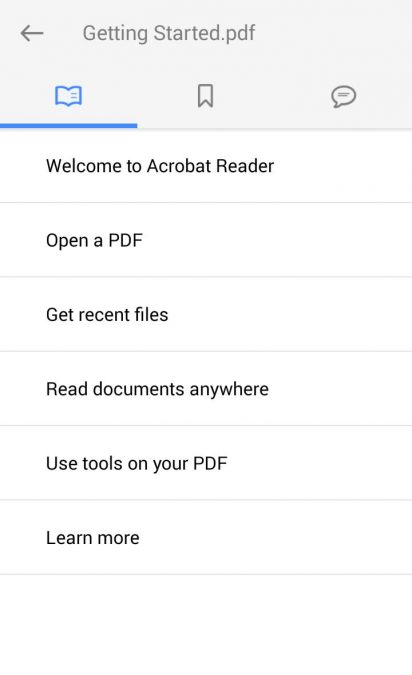 Adobe Acrobat Reader 19 5 0 10056 for Android - Download
