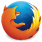 firefox browser by mozilla apk logo