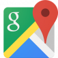 go to google maps apk download page