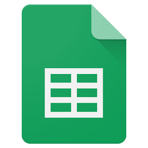 Image result for google sheets apk