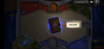 Hearthstone Heroes of Warcraft screenshot 2