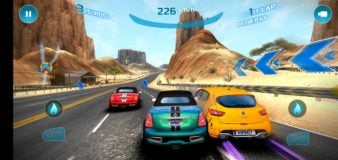 Asphalt Nitro screenshot 3