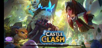 Castle Clash screenshot 1