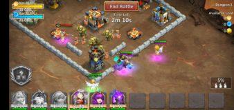 Castle Clash screenshot 4