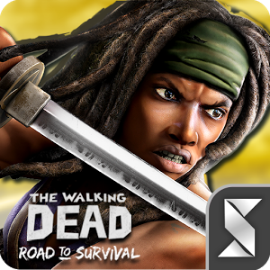 the walking dead game android apk