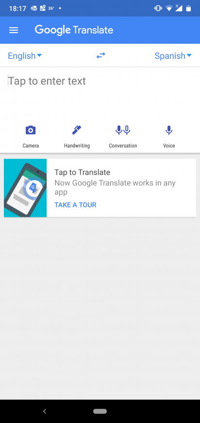 Google Translate 6 5 0 Rc04 292618770 Apk For Android Download