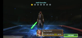 Star Wars™: Galaxy of Heroes screenshot 2
