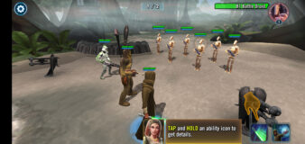 Star Wars™: Galaxy of Heroes screenshot 4