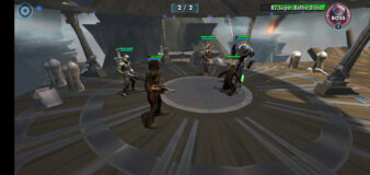 Star Wars™: Galaxy of Heroes screenshot 5