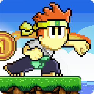 Dan the Man Action Platformer APK