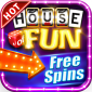 House of Fun Slots Casino icon