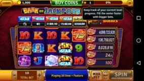 Free Slots Casino - Play House of Fun Slots screenshot 2