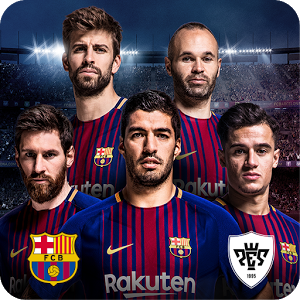 Android Game: PES 2018 Pro Evolution Soccer