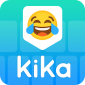 Kika Keyboard - Emoji, GIFs icon