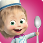 Masha and Bear: Cooking Dash 1.1 Latest APK Download