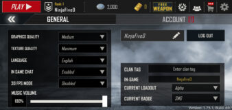 Bullet Force screenshot 1