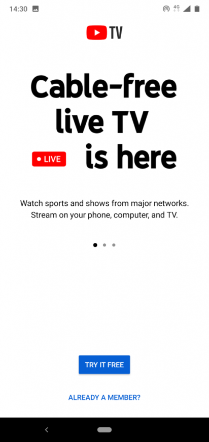 YouTube TV 3 36 1 APK for Android - Download - AndroidAPKsFree