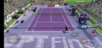 Virtua Tennis Challenge screenshot 3