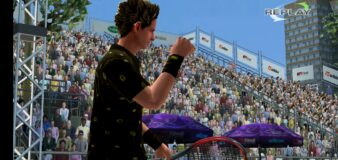 Virtua Tennis Challenge screenshot 4