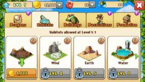 Dragon Mania screenshot 3