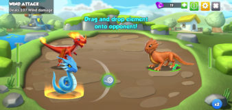 Dragon Mania Legends - Animal Fantasy screenshot 2