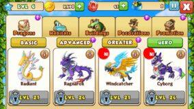 Dragon Mania screenshot 5