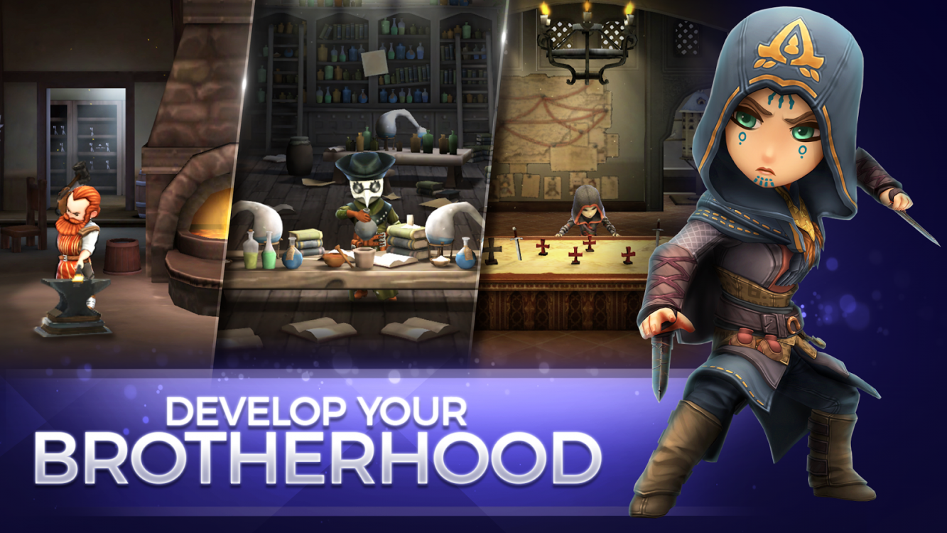 Assassin's Creed Rebellion APK MOD