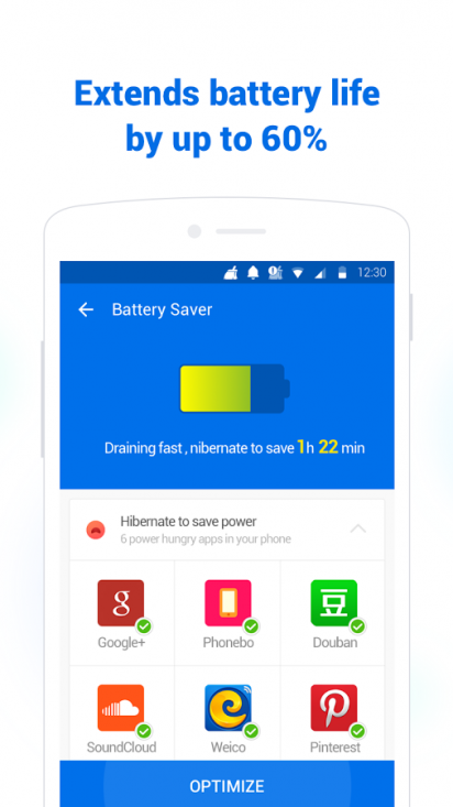 download clean master for android 4.0
