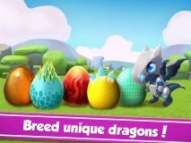 Dragon Mania Legends screenshot 4