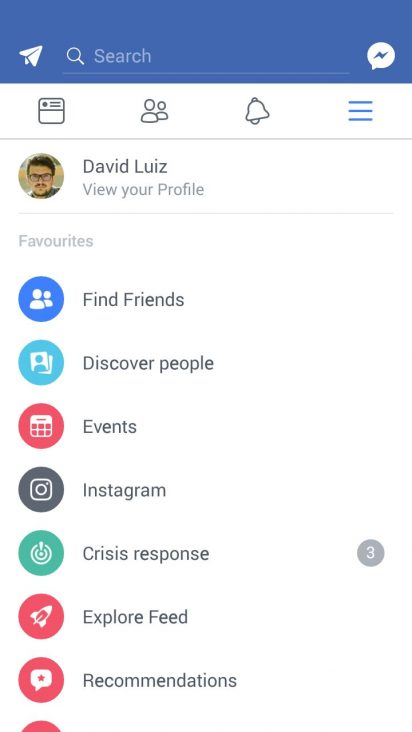 download facebook messenger for android 2.3.5