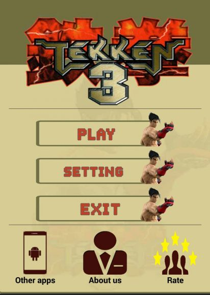 Tekken 3 for Android - Download - AndroidAPKsFree