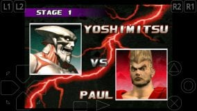 Tekken 3 screenshot 3