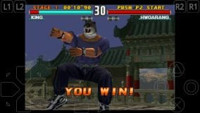 Tekken 3 screenshot 6