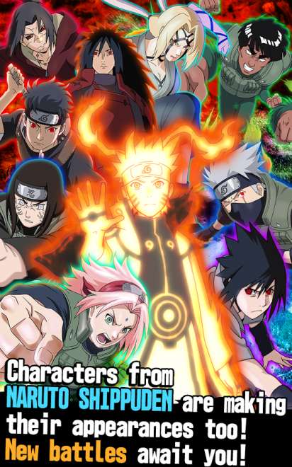 Ultimate Ninja Blazing 2 19 0 APK for Android - Download