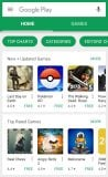 Google Play Store tela 2