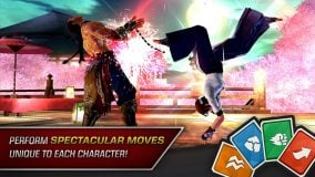 TEKKEN™ Mobile screenshot 2