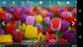 AndroVid - Video Editor screenshot 1