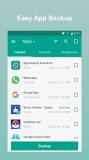 App Backup Restore - Personal Contact Backup screenshot 1