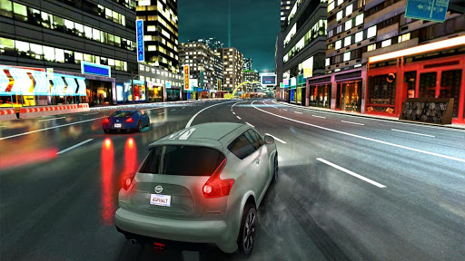 Asphalt 7: Heat screenshot 2