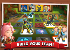 Battle Camp - Monster Catching screenshot 4