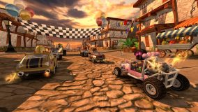 Beach Buggy Racing screenshot 1