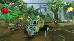 Beach Buggy Racing screenshot 2