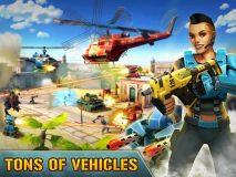 Blitz Brigade - Online FPS fun screenshot 4