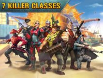 Blitz Brigade - Online FPS fun screenshot 5