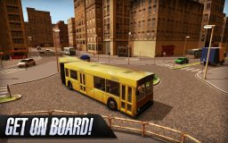 Bus Simulator 2015 screenshot 1