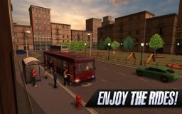 Bus Simulator 2015 screenshot 3