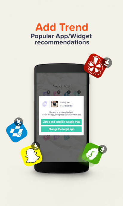 Buzz Launcher 1 9 7 07 Latest for Android - AndroidAPKsFree